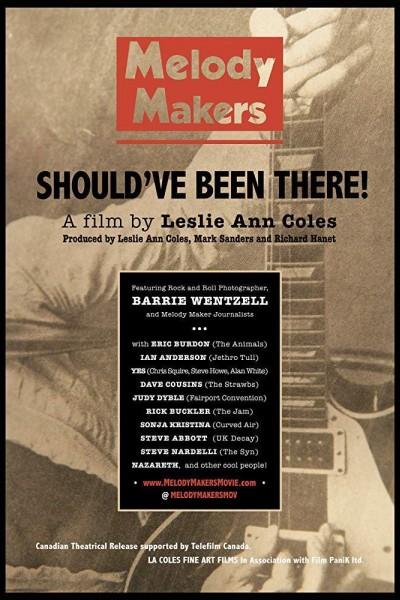 Caratula, cartel, poster o portada de Melody Makers