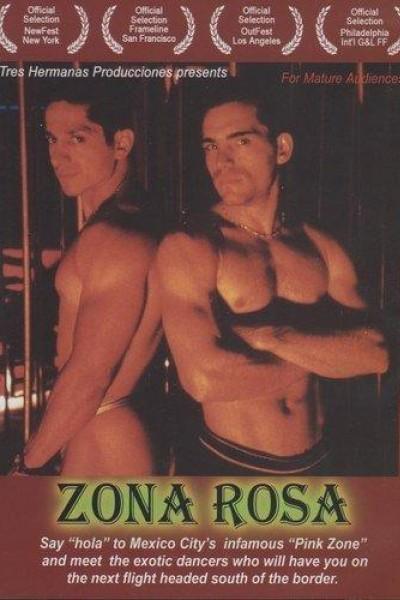 Caratula, cartel, poster o portada de Zona Rosa
