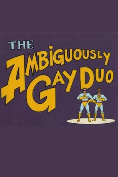 Caratula, cartel, poster o portada de The Ambiguously Gay Duo