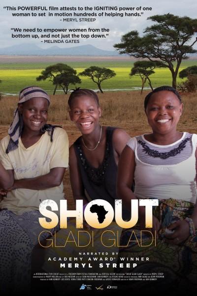 Caratula, cartel, poster o portada de Shout Gladi Gladi