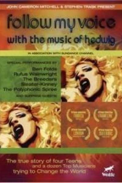 Caratula, cartel, poster o portada de Follow My Voice: With the Music of Hedwig