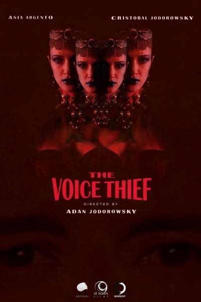 Caratula, cartel, poster o portada de El ladrón de voces