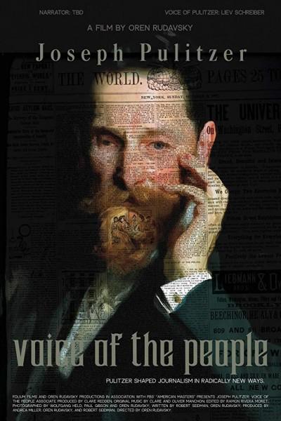 Caratula, cartel, poster o portada de Joseph Pulitzer: Voice of the People