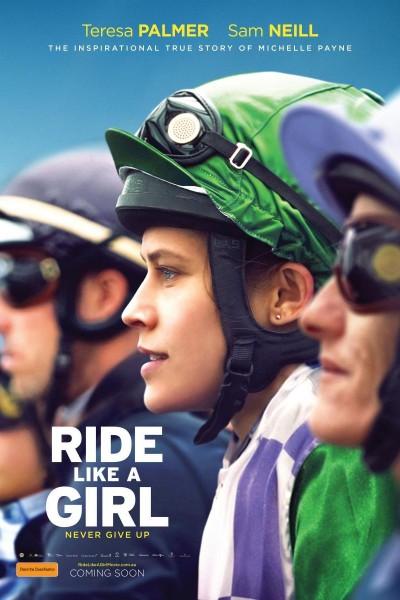 Caratula, cartel, poster o portada de Ride Like a Girl