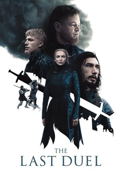 Caratula, cartel, poster o portada de The Last Duel