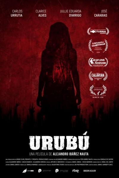 Caratula, cartel, poster o portada de Urubú