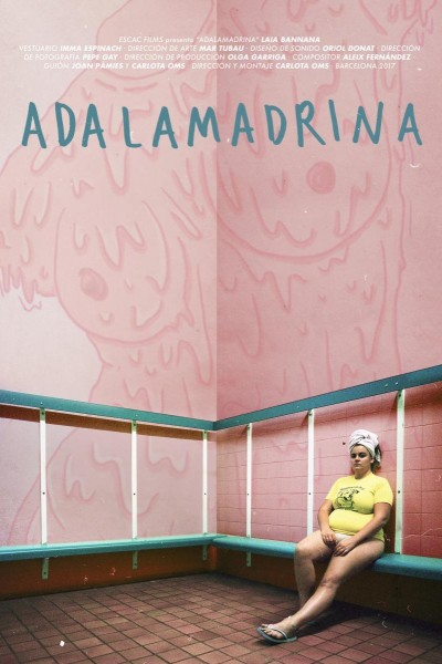 Caratula, cartel, poster o portada de Adalamadrina