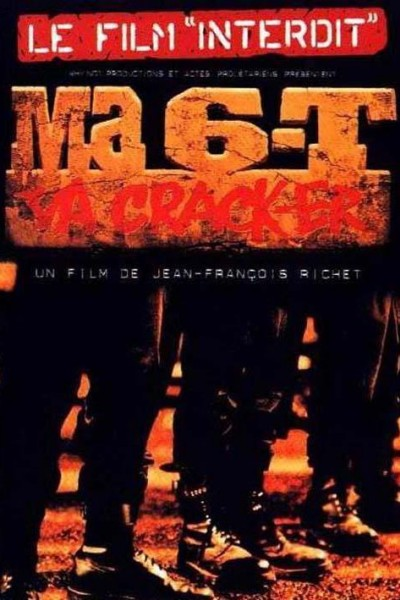 Caratula, cartel, poster o portada de Ma 6-T va crack-er