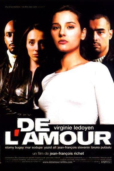 Caratula, cartel, poster o portada de De l\'amour