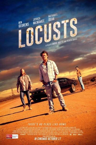 Caratula, cartel, poster o portada de Locusts