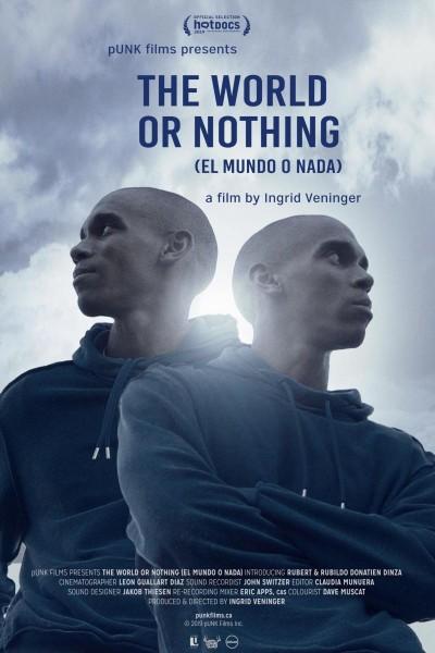 Caratula, cartel, poster o portada de The World or Nothing (El mundo o nada)