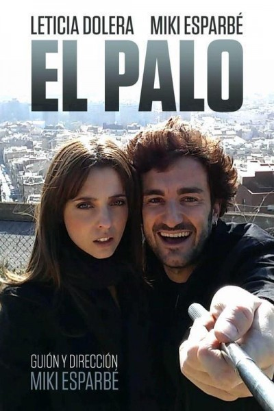 Caratula, cartel, poster o portada de El palo
