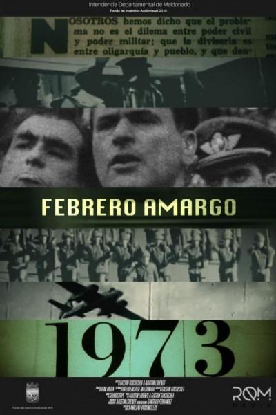 Caratula, cartel, poster o portada de Febrero amargo