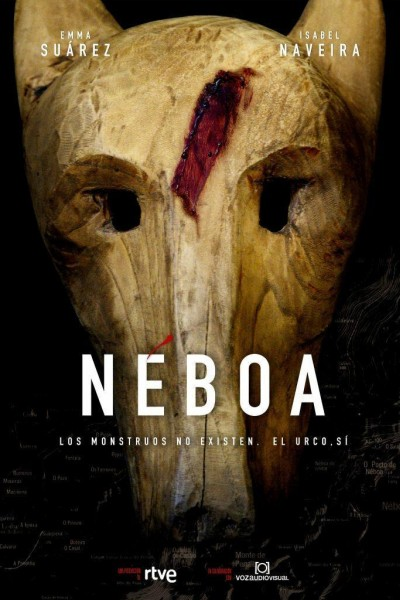 Caratula, cartel, poster o portada de Néboa