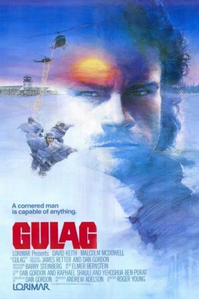 Caratula, cartel, poster o portada de Gulag