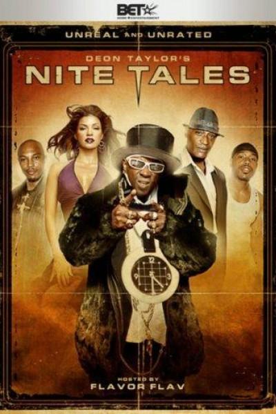 Caratula, cartel, poster o portada de Nite Tales: The Movie