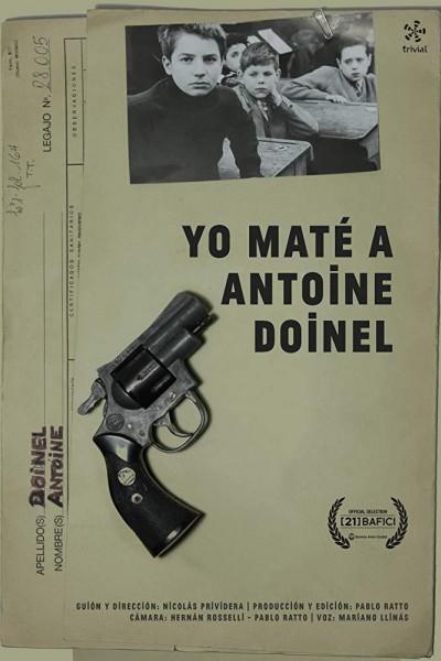 Caratula, cartel, poster o portada de Yo maté a Antoine Doinel