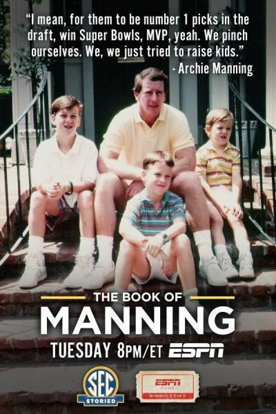 Caratula, cartel, poster o portada de The Book of Manning