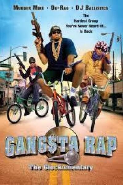 Caratula, cartel, poster o portada de Gangsta Rap: The Glockumentary