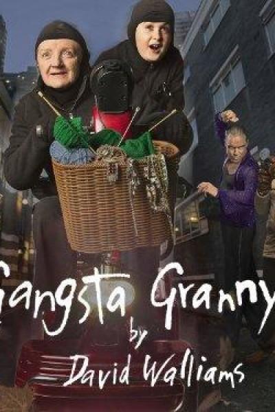 Caratula, cartel, poster o portada de Gangsta Granny