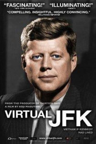 Caratula, cartel, poster o portada de Virtual JFK: Vietnam If Kennedy Had Lived