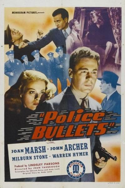 Caratula, cartel, poster o portada de Police Bullets