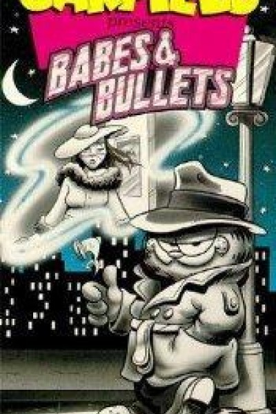 Caratula, cartel, poster o portada de Garfield\'s Babes and Bullets