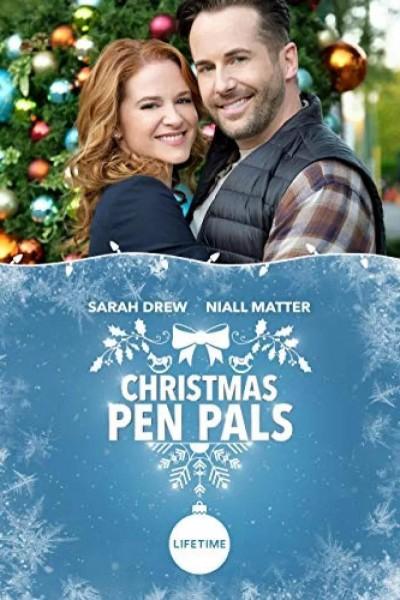 Caratula, cartel, poster o portada de Navidad por correspondencia
