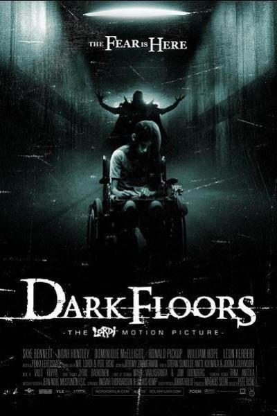 Caratula, cartel, poster o portada de Dark Floors (Piso siniestro)