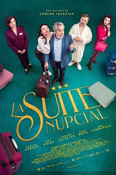 Caratula, cartel, poster o portada de La suite nupcial