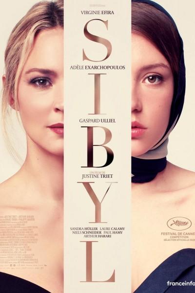 Caratula, cartel, poster o portada de El reflejo de Sibyl