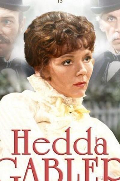 Caratula, cartel, poster o portada de Hedda Gabler