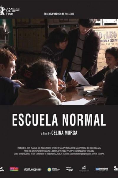 Caratula, cartel, poster o portada de Escuela Normal