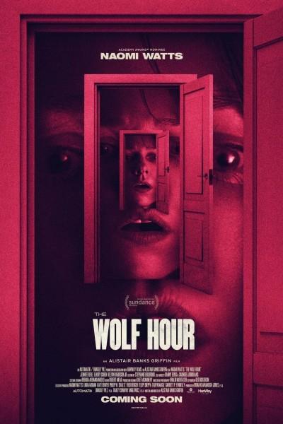 Caratula, cartel, poster o portada de The Wolf Hour