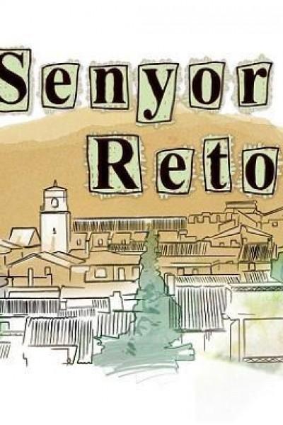 Caratula, cartel, poster o portada de Senyor Retor