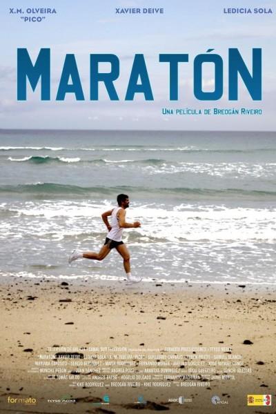 Caratula, cartel, poster o portada de Maratón