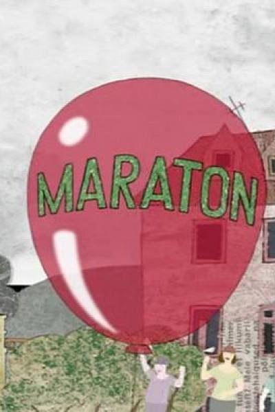 Caratula, cartel, poster o portada de Maraton