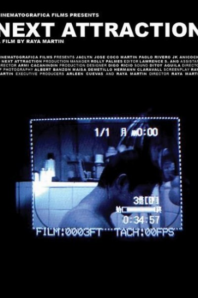 Caratula, cartel, poster o portada de Next Attraction
