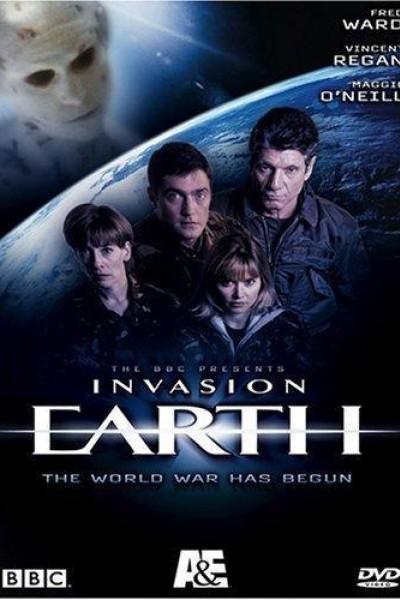 Caratula, cartel, poster o portada de Invasión: La Tierra