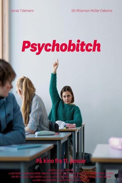 Caratula, cartel, poster o portada de Psychobitch