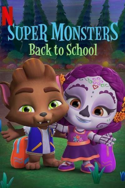 Caratula, cartel, poster o portada de Super Monsters Back to School