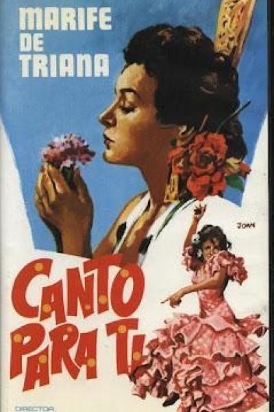 Caratula, cartel, poster o portada de Canto para ti