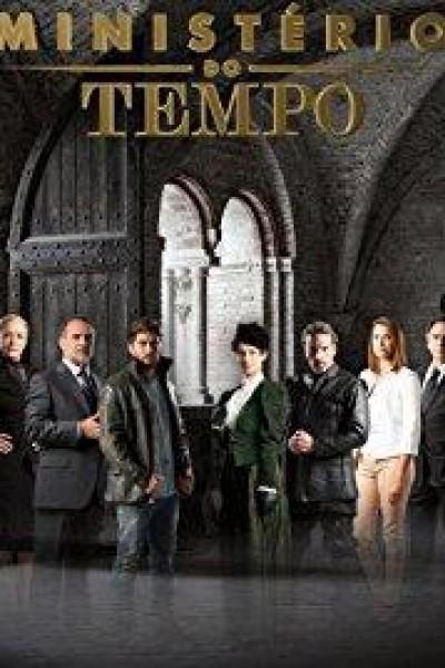 Caratula, cartel, poster o portada de Ministério do Tempo
