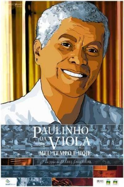 Caratula, cartel, poster o portada de Paulinho da Viola - Meu Tempo É Hoje