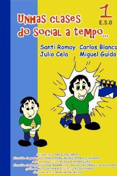 Caratula, cartel, poster o portada de Unhas clases do social a tempo