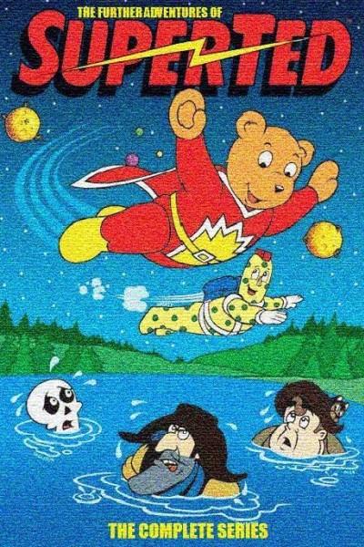 Caratula, cartel, poster o portada de Las nuevas aventuras de Super Ted