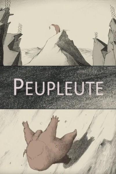 Caratula, cartel, poster o portada de Peupleute