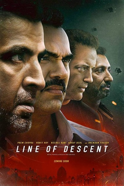 Caratula, cartel, poster o portada de Line of Descent