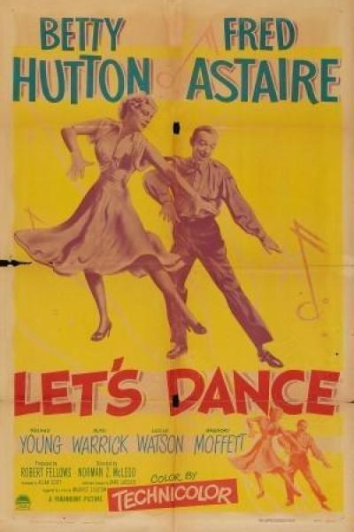 Caratula, cartel, poster o portada de Vamos a bailar