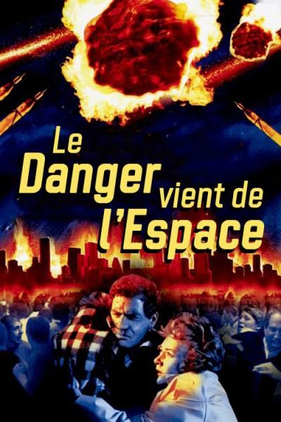Caratula, cartel, poster o portada de La muerte viene del espacio (El día que el cielo explotó)